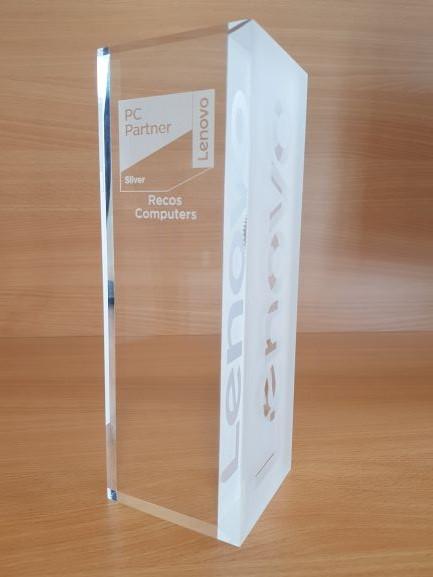 Lenovo Silver Award