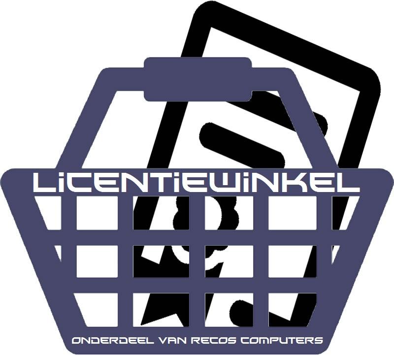 logo Licentiewinkel